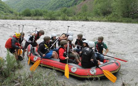 From Tbilisi: Rafting Tour down the Aragvi River