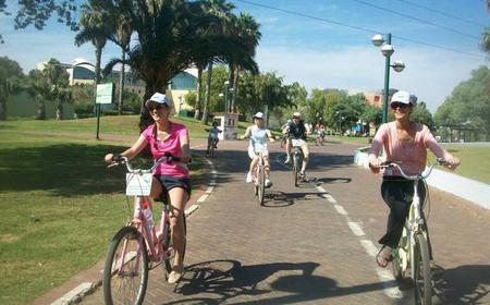 Tel Aviv Yarkon Park & New Reading Promenade Bike Tour