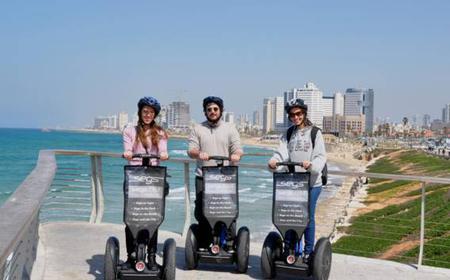 Tel Aviv: 1-Hour Segway Activity for Beginners