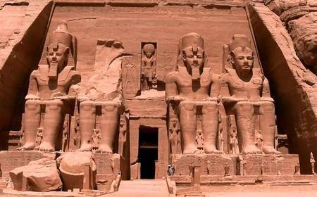 Abu Simbel Tour from Aswan