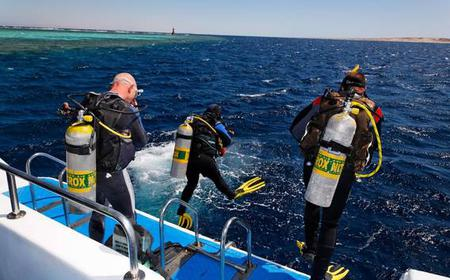 From Sharm El Sheikh: Introduction to Scuba Diving