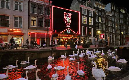 Red Light District 2-Hour Discovery Tour & Tasting