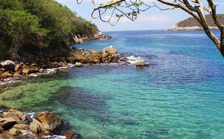 Visit the Seven Bays of Huatulco by Boat