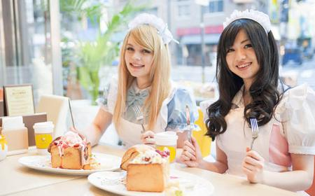 Tokyo: Akihabara Tour with a Personal Maid Guide