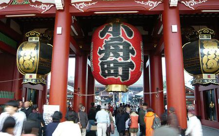 Tokyo Temples & Shrines Morning Tour