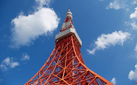 Tokyo Morning Tour by Bus with Tokyo Tower