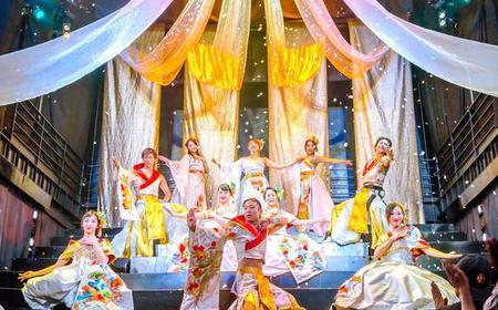 Tokyo: Oiran & Geisha Cabaret Show