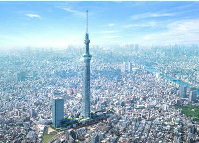 Tokyo SKYTREE® & Asakusa Afternoon Tour