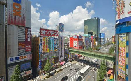 Tokyo: Akihabara 2-Hour Guided Walking Tour