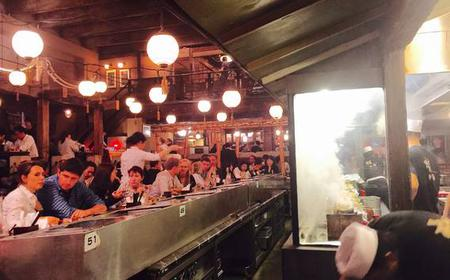 Go on a Kill Bill Restaurant-Roppongi-Azabu Food Tour