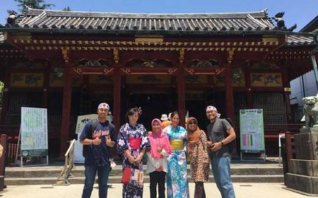 Full-Day Muslim-Friendly Tour of Tokyo
