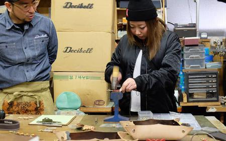 Tokyo: Bike Tour with Craft Workshop