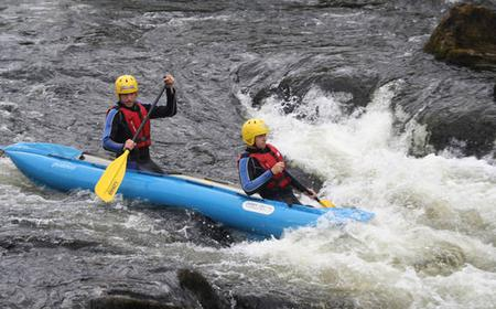 Aberfeldy: 4-Hour Duckies River Adventure