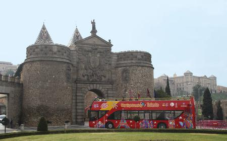 Toledo: 24-Hour Hop-On Hop-Off Sightseeing Bus Ticket