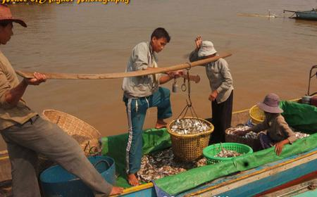 Tonle Sap Lake Floating Villages & Beng Mealea Temple Tour