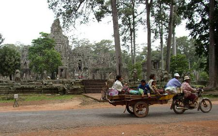 2 Days Angkor Wat, Ta Promh, Beng Mealea & Tonle Sap