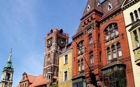 Day Trip to Torun: The City of Copernicus