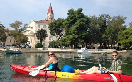 4-Hour Sea Kayaking Tour from Trogir