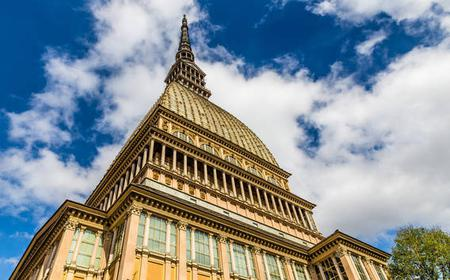 Turin 2-hour Guided Tour & the Mole Antonelliana