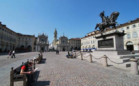 Private Family Walking Tour Discovering Turin
