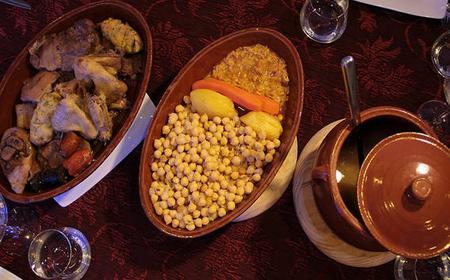 Valencia: Tablao Flamenco with Dinner