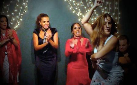 Spanish Night: Tapas Dinner and Flamenco Show