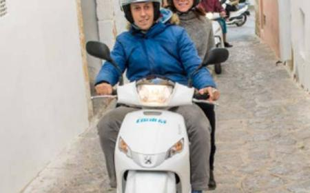 Valencia Express Scooter Tour