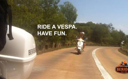 Valencia: 5-Hour Private Guided Tour by Vespa