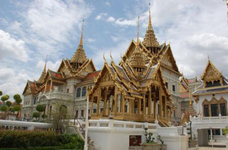 Bangkok's Grand Palace Complex and Wat Phra Kaew Tour
