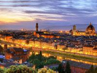 Florence Full Day Tour from Lucca with Wine Tasting