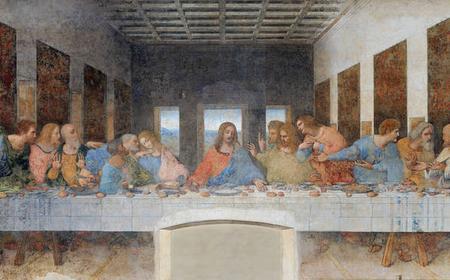 Last Supper and Santa Maria delle Grazie Tour in Italian