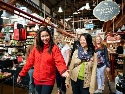 Granville Island Market Tour from Vancouver