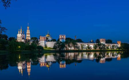 Moscow: Old and Novodevichy Monastery Tour in Spanish