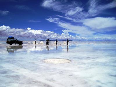 2D-1N Uyuni Salt Flat 4WD Tour