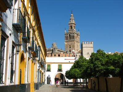 Seville Full Day Tour with Visit of the Cathedral from Torremolinos