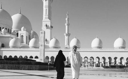 From Dubai: Full-Day Sightseeing Tour of Abu Dhabi