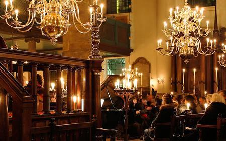 Amsterdam: Candlelit Concert at Portuguese Synagogue
