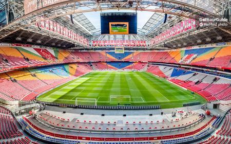Amsterdam: ArenA Stadium Tour