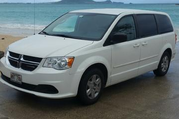 Private Arrival Transfer: Honolulu International Airport to Waikiki Hotel or Resort