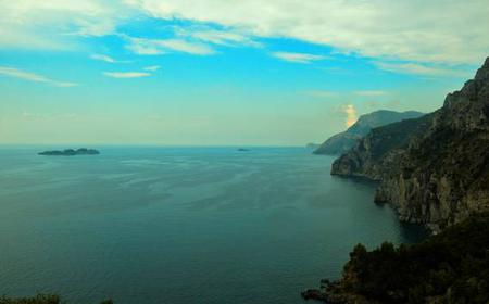 Tour from Positano to Caserta (Reggia-Royal Palace)