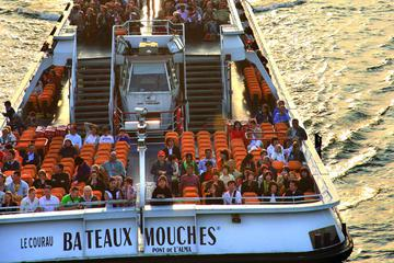Compagnie des Bateaux-Mouches 1-Hour Sightseeing River Cruise on Seine
