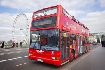 London City Tour Hop-on Hop-off
