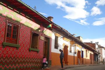 Bogota Historic Tour: La Candelaria, Monserrate and Gold Museum