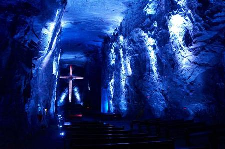 Full Day Tour to the Salt Cathedral of Zipaquirá and the Lagoon of Guatavita