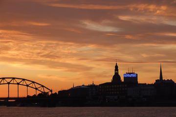 Riga Airport to Riga City Private Arrival Transfer