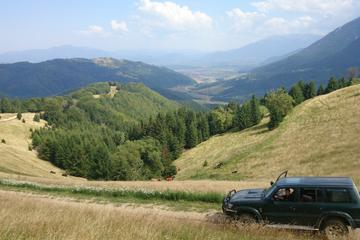 7-Day 4x4 Adventure Private Tour in Transylvania from Bucharest