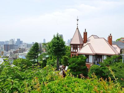 Kobe Sightseeing and Nada Sake Brewery Walking Tour from Osaka