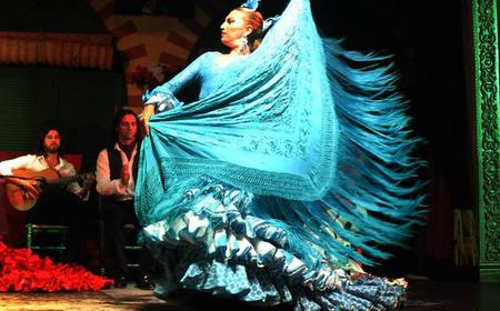 Seville: Flamenco Show Tickets