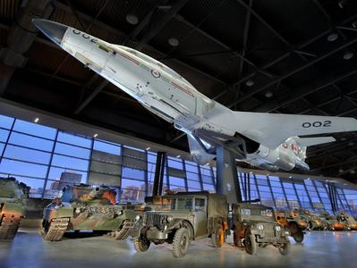 Canadian War Museum Admission Ticket with Special Exhibitions Access
