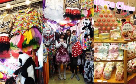 Harajuku Fashion and Culture Guided Tour